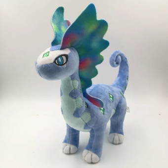 Fan made knuffel Aurorus +/- 31cm