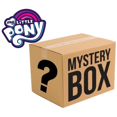 My little pony Mystery box #3