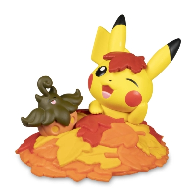Pokemon center A Day with Pikachu: Surprises to Fall For Figure by Funko