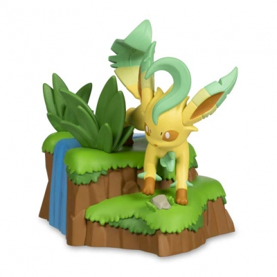 Pokemon center An Afternoon with Eevee & Friends: Leafeon Figure by Funko