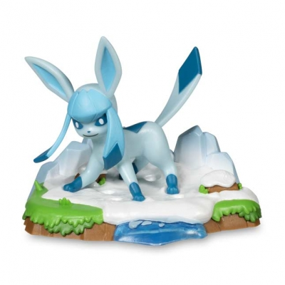 Pokemon center An Afternoon with Eevee & Friends: Glaceon Figure by Funko