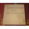 Final Fantasy XIV complete set Convocation of the Fourteen Constellation pins (2dehands/gebruikt)