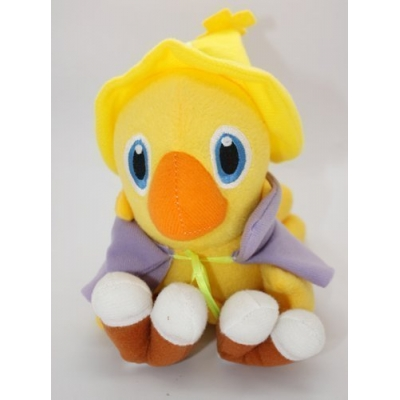 Final fantasy knuffel Chocobo Black mage +/-23cm