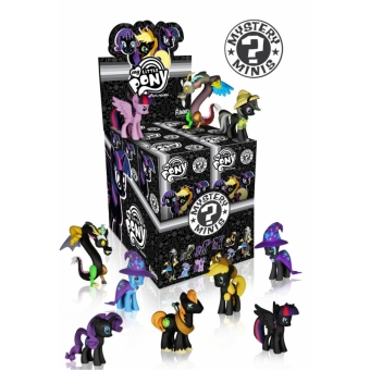 MY LITTLE PONY MYSTERY MINI FIGURES (SERIES 2) (RANDOM FIGURE)
