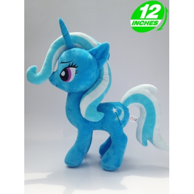 My little Pony knuffel Trixie lulamoon +/- 36cm