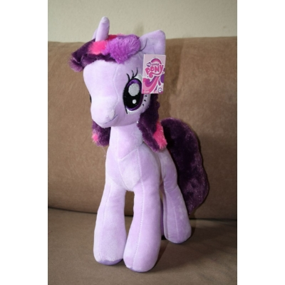 My little Pony knuffel Twilight sparkle  +/- 40cm famosa