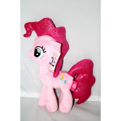 My little Pony knuffel Pinkie pie  +/- 33cm famosa