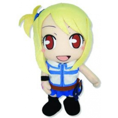 Officiële Fairy tail knuffel Lucy +/- 23cm