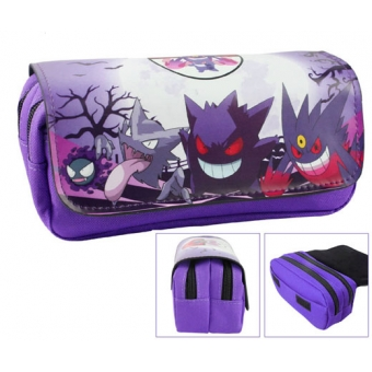 Pokemon Etui Ghost types +/- 20x9cm