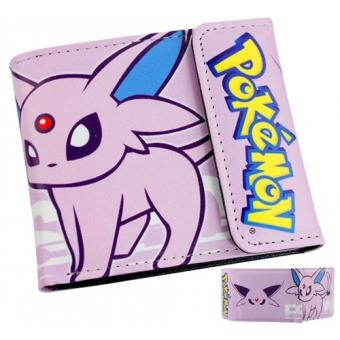 Pokemon portemonnee van Espeon 12x10 cm