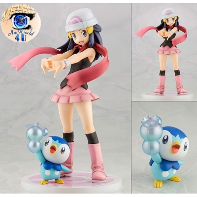 Officiële ARTFX J Pokemon Dawn with Piplup 1/8 Figure
