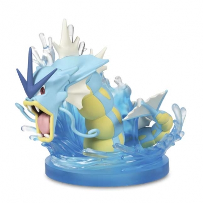 Pokemon center Gallery figure DX Gyarados (Aqua Tail) 13cm