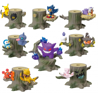 Officiële Pokemon figures re-ment Forest 3 Beyond the Lost Path