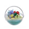 Officiële Pokemon figures re-ment terrarium collection Four Seasons 1