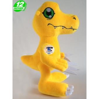 Digimon knuffel Agumon +/- 28cm