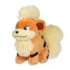 Officiële Pokemon center knuffel Growlithe +/- 18cm