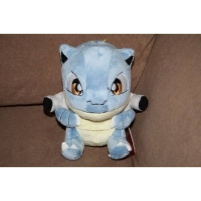 Officiele Pokemon knuffel Blastoise +/- 17cm