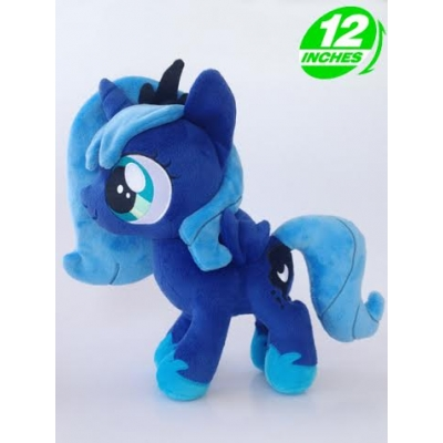 My little Pony knuffel Filly Princess Luna +/- 33cm