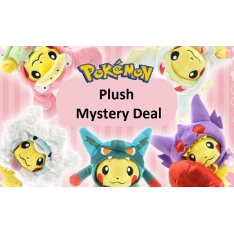 Fan Made Pokemon knuffel Mystery deal