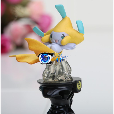 Pokemon figure Battle chess Jirachi +/-7cm