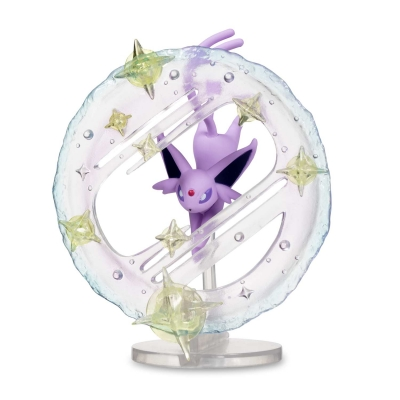 Pokemon center Gallery figure Espeon Light Screen 10cm