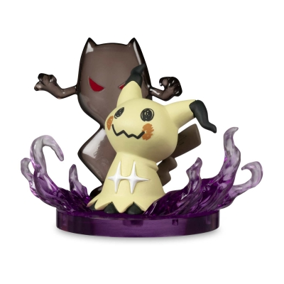 Pokemon center Gallery figure Mimikyu Shadow Sneak  6cm