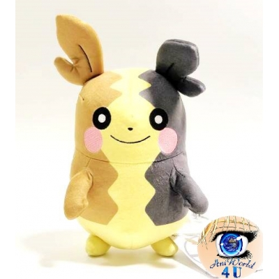 Officiële Pokemon center knuffel Morpeko full belly +/- 24cm