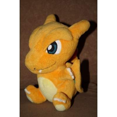 officiele Pokemon knuffel Charizard +/- 18cm