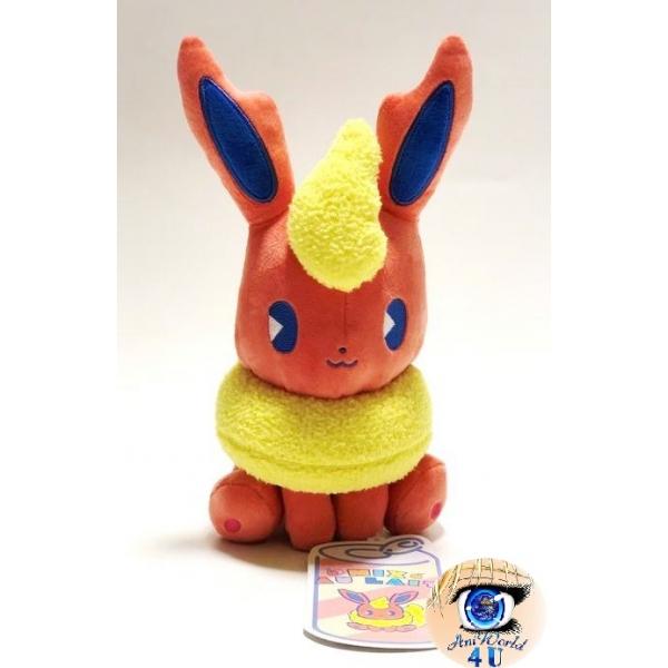 Pokemon Center Original Plush Doll Mix au Lait Vaporeon JAPAN OFFICIAL