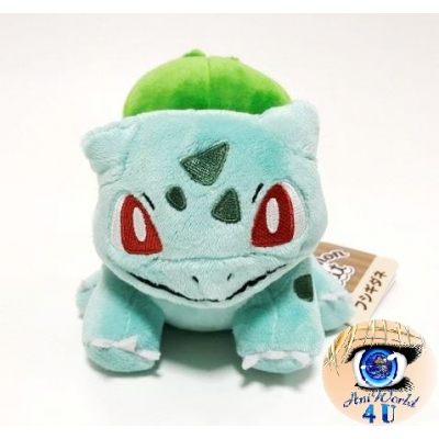 Officiële Pokemon center knuffel Pokemon fit Bulbasaur 12cm