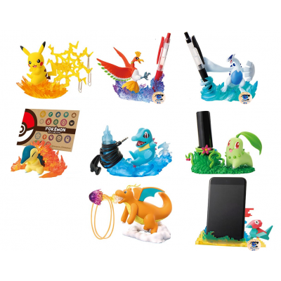 Officiële Pokemon figures re-ment Desktop 3