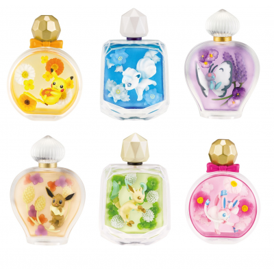 Officiële Pokemon figures re-ment Petite Fleur 1