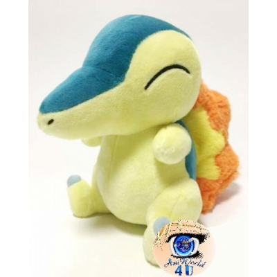 Officiële Pokemon center knuffel Cyndaquil +/- 18cm
