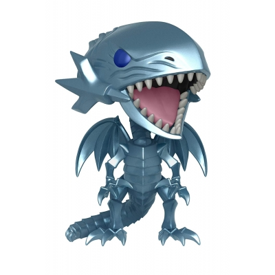 Officiële Yugioh Funko POP! Vinyl Figure Blue Eyes White Dragon 9cm